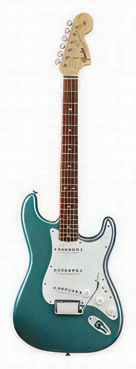 Fender Stratocaster Time Machine – 66 STRATOCASTER NOS Electric Guitar Review