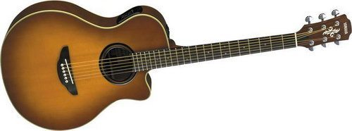 Yamaha APX5A Acoustic Electric Guitar