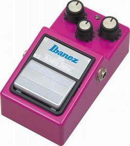 Ibanez AD9 Analog Delay Effect Pedal Review