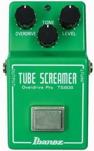 Ibanez Blem TS808 Vintage Tube Screamer Reissue Review