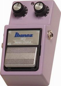 Ibanez CS9 Stereo Chorus Reissue Review