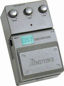 Ibanez DS7 Distortion Pedal Review