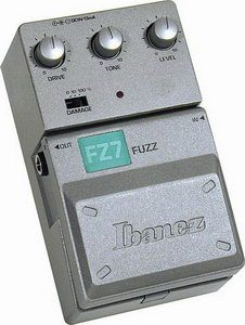Ibanez FZ7 Fuzz Pedal Review
