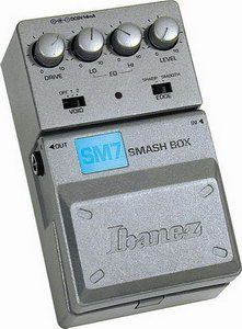 Ibanez SM7 Smash Box Pedal Review