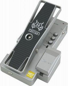 Ibanez WD7 Weeping Demon Wah Pedal Review