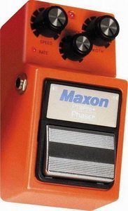 Maxon Nine Series Phaser Pro+ Pedal Review