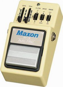 Maxon AF-9 Auto Filter Review