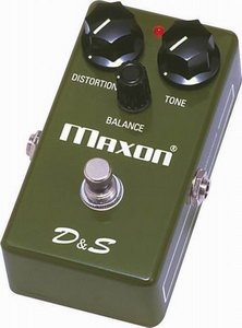 Maxon D&S Distortion and Sustainer Review