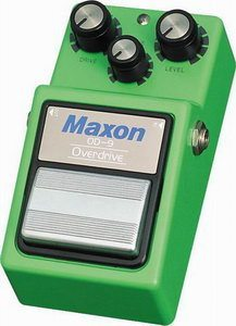 Maxon OD-9 Overdrive Review