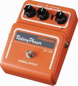 Maxon PH350 Rotary Phaser Review