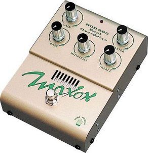Maxon ROD880 Real Tube Overdrive Review