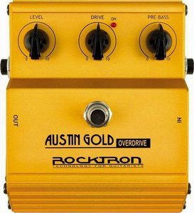 Rocktron Austin Gold Overdrive Pedal Review