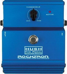 Rocktron HUSH Pedal Review