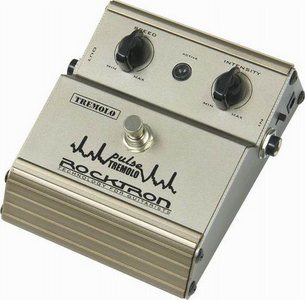 Rocktron Pulse Tremolo Pedal Review