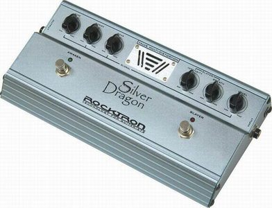 Rocktron Silver Dragon Tube Distortion Pedal Review