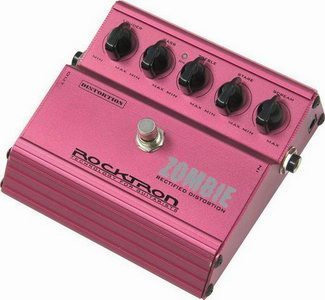 Rocktron Zombie Rectified Distortion Pedal Review