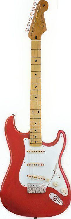 Fender Stratocaster® – 50s STRATOCASTER CLASSIC Guitar Review