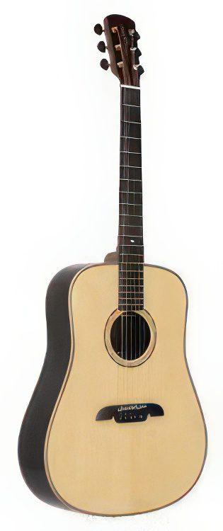 Alvarez Masterworks Series MD5000 Dreadnought Acoustic Guitar Review