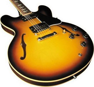 Gibson Custom Shop 1963 ES-335 Historic Block Reissue Guitar Review