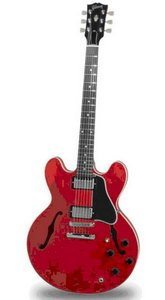 Gibson Custom Shop ES-335 Satin Finish Guitar Review