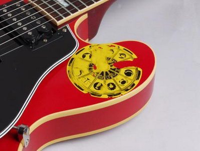 Gibson Custom Shop Alvin Lee Big Red ES-335 Electric Guitar Review