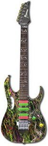 Ibanez JEM20TH Steve Vai 20th Anniversary Limited Edition Guitar Review