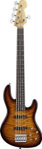 Fender Deluxe Jazz Bass 24 V 5-String Bass Guitar Review