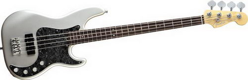 Fender American Deluxe Precision Bass Guitar Review