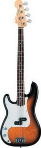 Fender American Precision Left Handed Bass Guitar Review