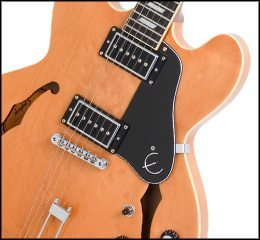 Epiphone Nick Valensi Riviera P94 ArchTop Electric Guitar Review