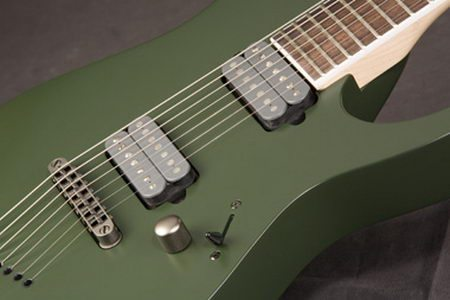 Ibanez Munky APEX2 Electric Guitar Review