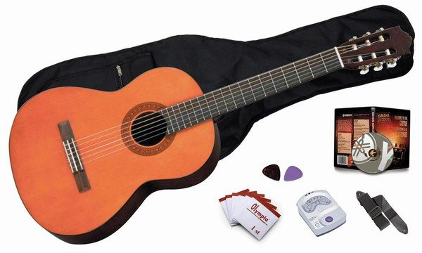Yamaha C40C Full-Size Classical Acoustic Guitar